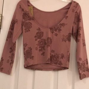 American Eagle Outfitters Tops - American Eagle Crop top-small